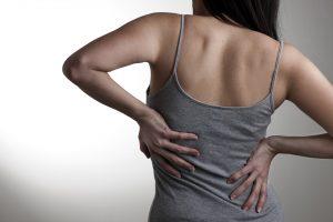 Patient with fibromyalgia